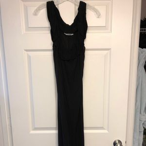 Black dress OBO